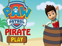 Piratii Paw Patrol