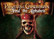 Piratii din Caraibe Litere Ascunse