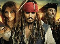Piratii din Caraibe Puzzle