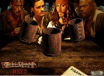 Piratii din Caraibe Zaruri