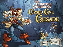 Piratii din Caraibe si Pestera Blestemata