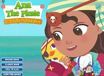 Piratul Ana si Dulciurile