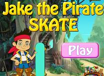 Piratul Jake cu Placa