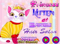 Pisica la Coaforul lui Barbie