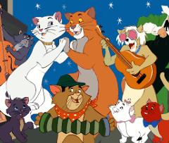 Pisicile Aristocrate Puzzle 2