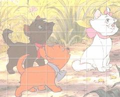 Pisicile Aristocrate Puzzle