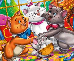Pisicile Aristocrate De Colorat Jocuri Cu Pisicile Aristocrate