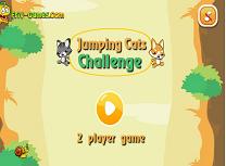 Pisicile Saltarete
