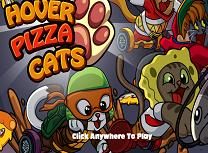 Pisicile cu Pizza
