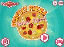 Pizza Obiecte Ascunse