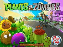 Plante vs Zombi