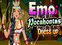 Pocahontas Imbracaminte Emo
