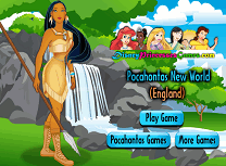 Pocahontas Lumea Noua