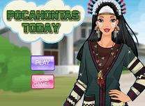 Pocahontas la Moda