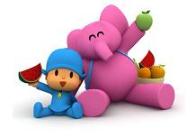 Pocoyo si Fructele