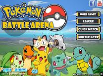 Pokemon Arena Pentru Lupte
