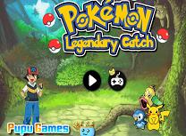 Pokemon Capturi Legendare
