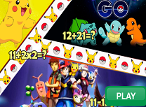 Pokemon Go Test la Matematica