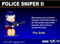 Politistul cu Sniper
