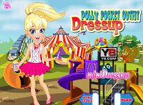 Polly Pocket - Dress-up
