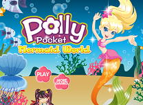 Polly Pocket Sirena