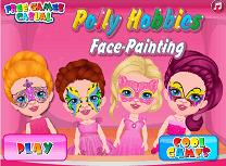 Polly si Picturile pe Fata