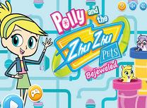 Polly si Zhu Zhu Pets Potriviri