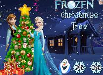 Pomul de Craciun Frozen
