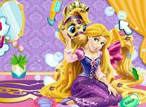 Poneiul lui Rapunzel Murdar