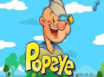 Popeye Marinarul cu Motocicleta