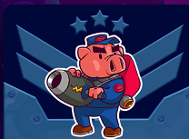 Porcul si Invazia Iepurasilor
