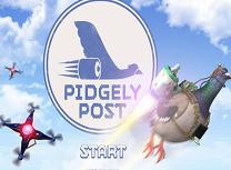 Porumbelul Postas