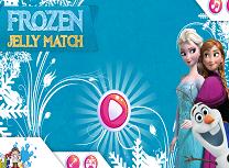 Potriveste Jeleurile Frozen