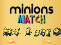 Potriveste Minionii