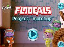 Potriviri cu Floogals
