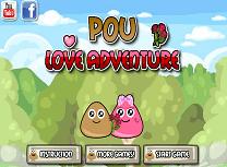Pou Aventura Dragostei