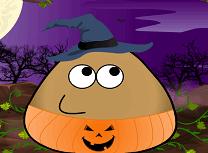 Pou Costume de Halloween