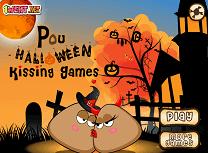 Pou Saruturi de Halloween