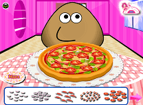 Pou Gateste Pizza