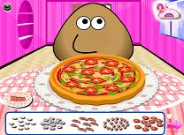 Pou Gateste Pizza