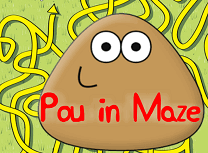 Pou in Labirint