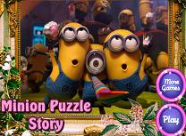 Poveste cu Minioni