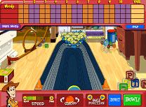 Povestea Jucariilor Bowling