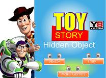Povestea Jucariilor Gaseste Obiectele Ascunse