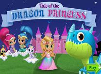 Povestea Printesei Dragon