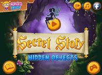 Povestea Secreta Obiecte Ascunse
