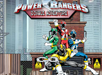 Power Rangers Aventura in 2