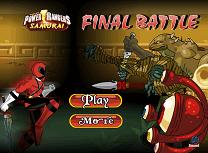 Power Rangers Batalia Finala