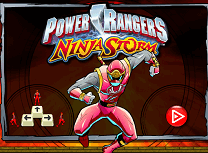 Power Rangers Furtuna Ninja
