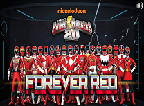 Power Rangerul Rosu